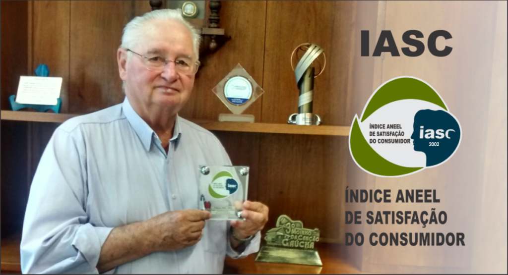 Hidropan campeã do prêmio IASC 2002