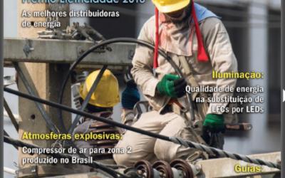 HIDROPAN conquista Prêmio Eletricidade 2018: Prêmio aponta as melhores distribuidoras brasileiras