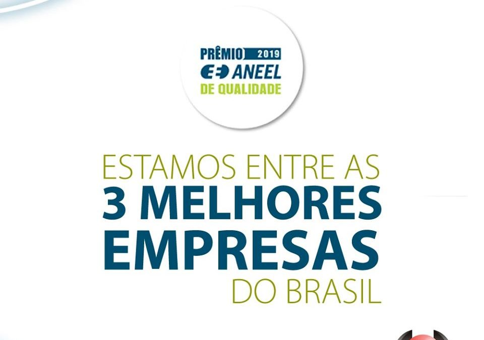 Hidropan está entre as três melhores do Brasil