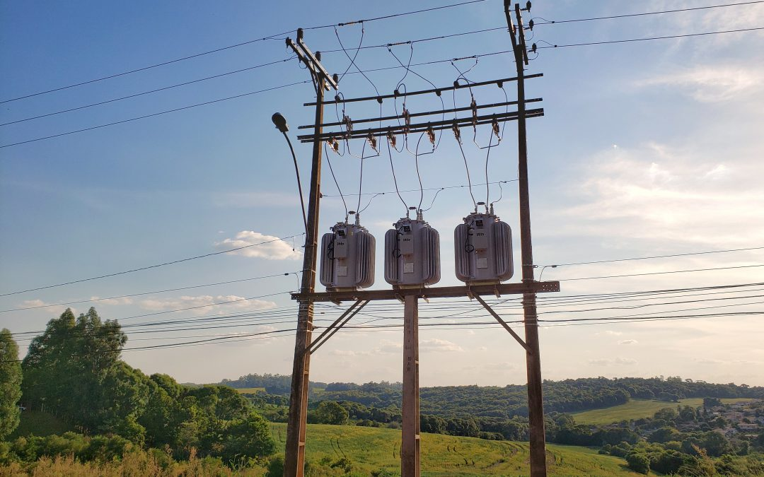 Hidropan realiza investimentos na qualidade de energia do Distrito Industrial de Panambi