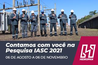 Pesquisa IASC 2021